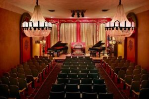 The Old Town Music Hall Benefit